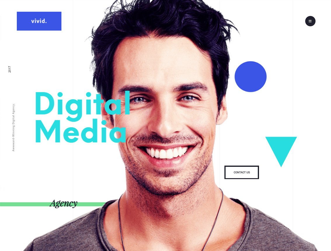 Digital Media Agency WordPress Theme - Kallyas