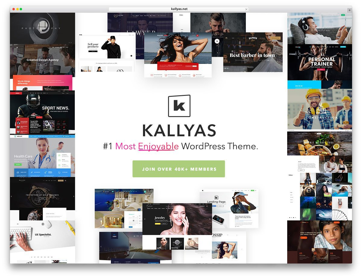 KALLYAS Creative eCommerce-Multi-Purpose WordPress Theme