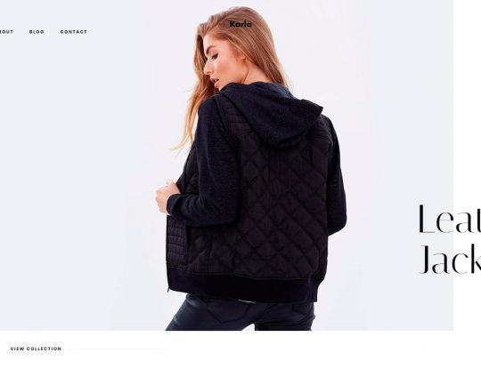 Karla - WordPress eCommerce Theme