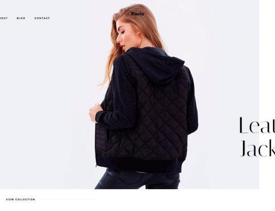 Karla - WordPress eCommerce Theme