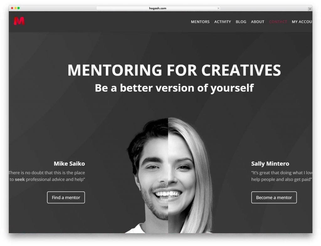 Paid Membership WordPress Theme