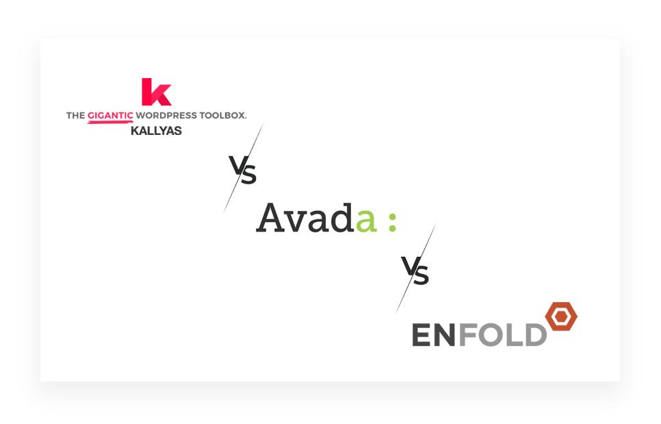Kallyas vs Avada vs Enfold: World's Most Famous WordPress