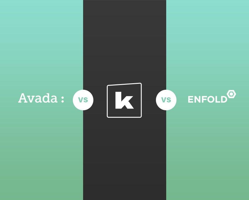 Kallyas vs Avada vs Enfold - Review 2019