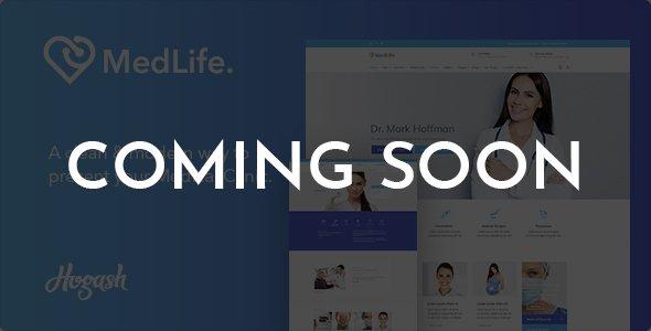 MedLife - Medical Free WordPress Theme